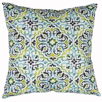 Reina Throw Pillow Color: Sterling