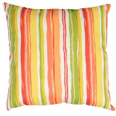 Sigmund Throw Pillow Color: Citrus