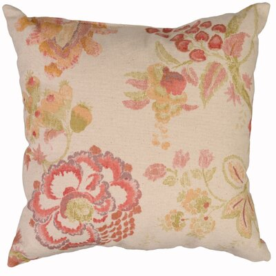 Winslow Throw Pillow Color: Sedona