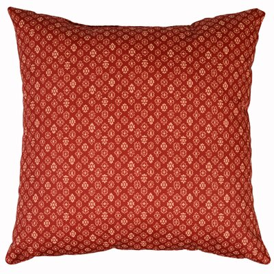 Alaire Cotton Throw Pillow