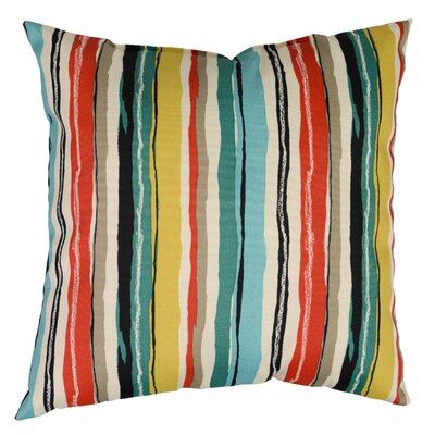 Sigmund Throw Pillow Color: Fiesta