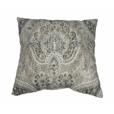 Plazzo Cotton Throw Pillow Color: Beach