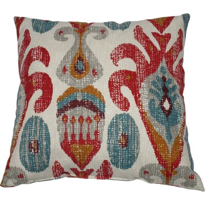 Matador 100% Cotton Throw Pillow Color: Fiesta