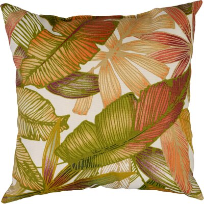 Cantrell Throw Pillow Color: Sierra