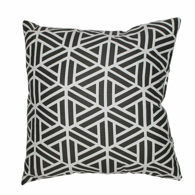 Semmler Throw Pillow Color: Graphite