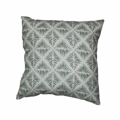 Gem Field Throw Pillow Color: Aloe
