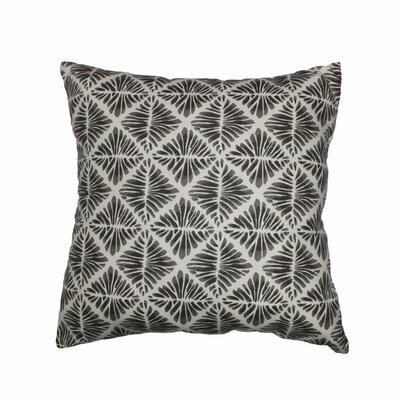 Gem Field Throw Pillow Color: Birch