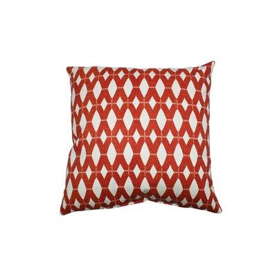 Ruesco 100% Cotton Throw Pillow Color: Mesa