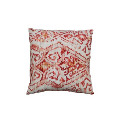Explorer Throw Pillow Color: Masala