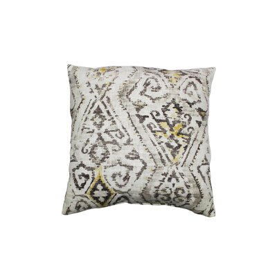 Explorer Throw Pillow Color: Sahara