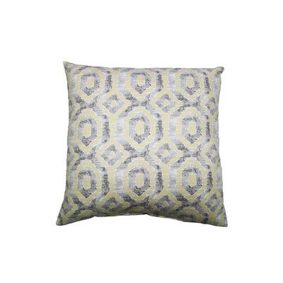 Cavray 100% Cotton Throw Pillow Color: Candelight