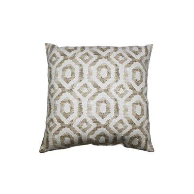 Cavray 100% Cotton Throw Pillow Color: Sisal