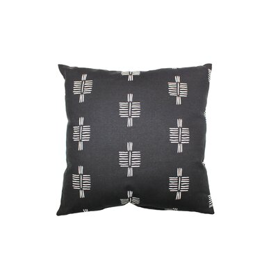 San Cristo 100% Cotton Throw Pillow