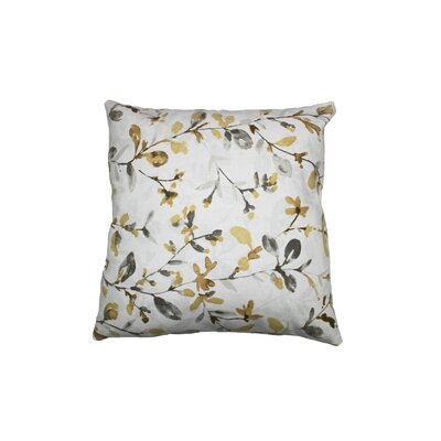 Sweetie Pie 100% Cotton Throw Pillow Color: Gold Dust