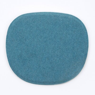Dining Chair Cushion Color: Turquoise