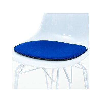 Dining Chair Cushion Color: Blue