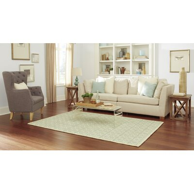 SeanPaul Hand Woven Winter Pear Area Rug Rug Size: 9 x 12