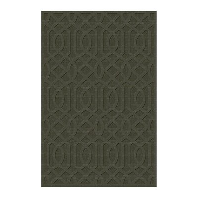 Evon Hand Tufted Sage Area Rug