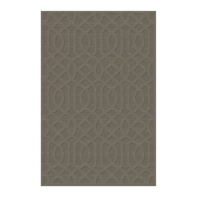Evon Hand Tufted Tan Area Rug