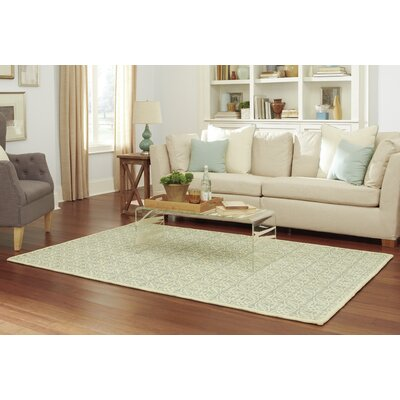 SeanPaul Hand Woven Navy Area Rug Rug Size: 9 x 12