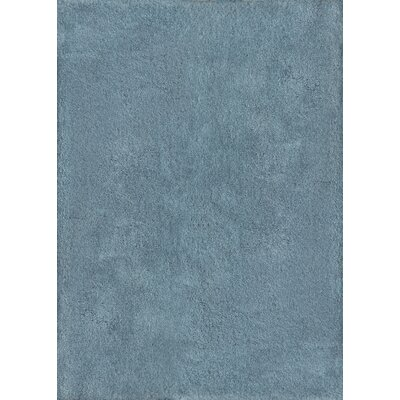 Retta Hand Tufted Blue Area Rug