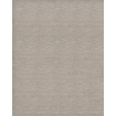 Percia Hand-Woven Wool Beige Area Rug