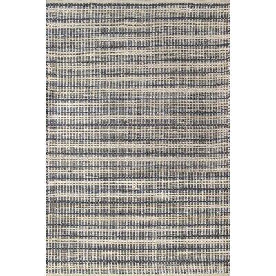 Mervin Hand-Woven Gray Area Rug