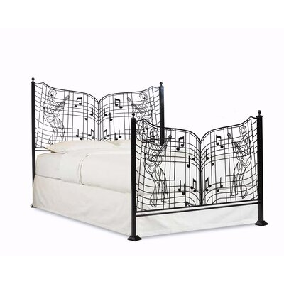 Elvis Presley Edition Gates of Graceland Bed Frame