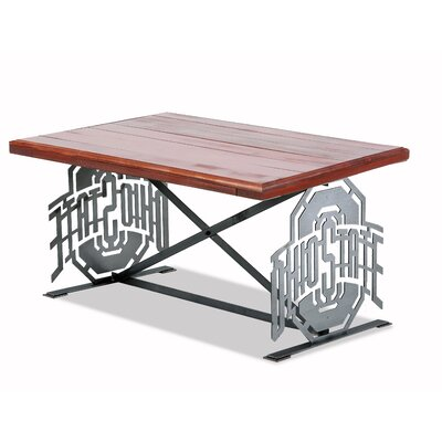 NCAA Coffee Table NCAA Team: Ohio State University