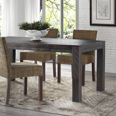 Montauk Dining Table Finish Barnwood
