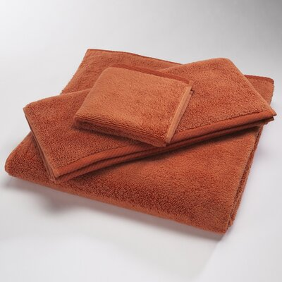 Luxury Body Bath Sheet Color: Paprika