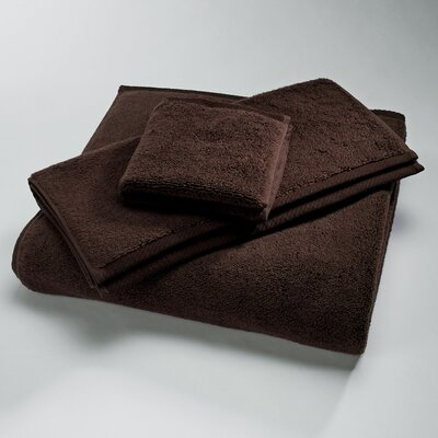 Luxury Body Bath Sheet Color: Chocolate