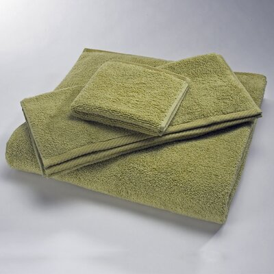 Luxury Bath Towel Size: Bath, Color: Lime