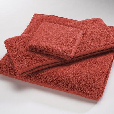 Microcotton Luxury Towel Size: Shower Towel: 30 x 60, Color: Brick