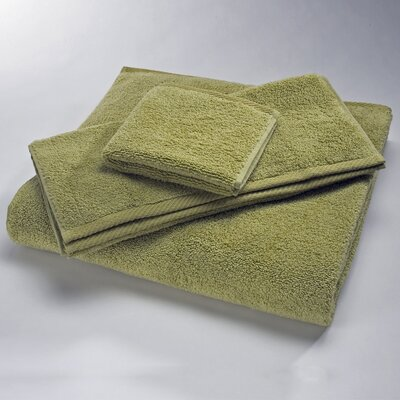 Microcotton Luxury Towel Size: Shower Towel: 30 x 60, Color: Bamboo