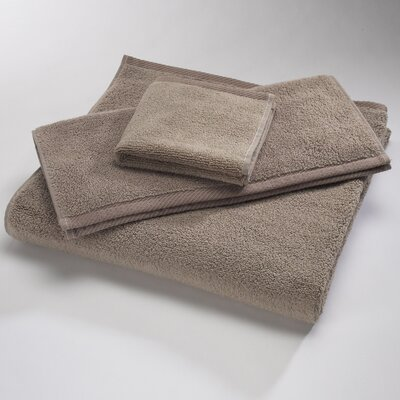 Microcotton Luxury Towel Size: Shower Towel: 30 x 60, Color: Latte