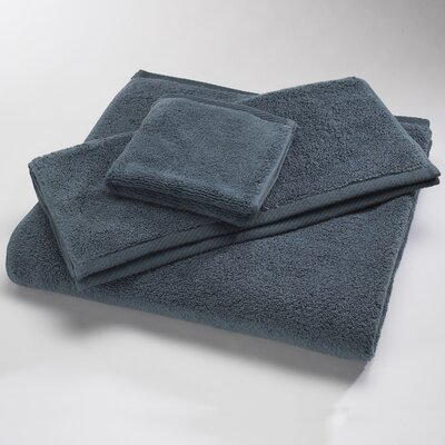 Microcotton Luxury Towel Size: Body Sheet Towel: 34 x 70, Color: Smoke