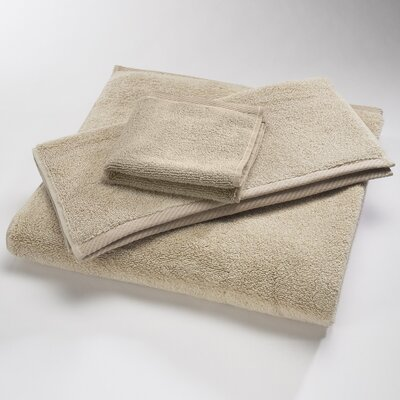 Microcotton Luxury Towel Size: Body Sheet Towel: 34 x 70, Color: Oat