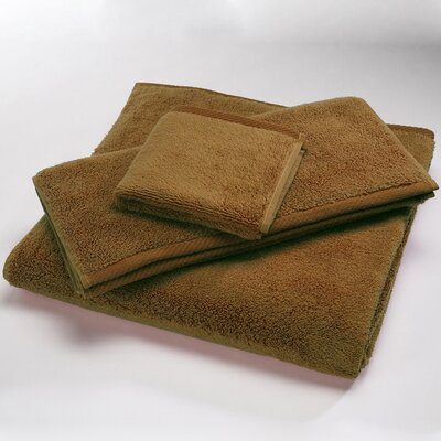 Microcotton Luxury Towel Size: Body Sheet Towel: 34 x 70, Color: Bronze