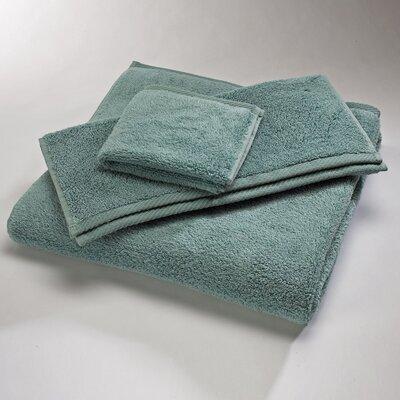 Microcotton Luxury Towel Size: Body Sheet Towel: 34 x 70, Color: Aqua