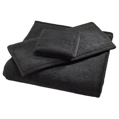 Luxury Bath Towel Color: Black