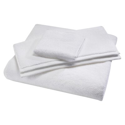 Luxury Bath Towel Color: White