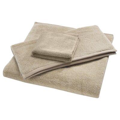 Luxury Bath Towel Color: Oat