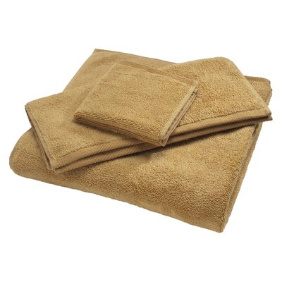 Luxury Bath Towel Color: Wheat