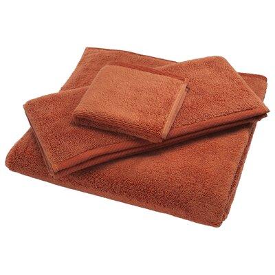 Luxury Bath Towel Color: Paprika