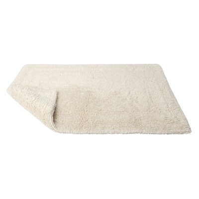 Micro Cotton Luxury Tub Mat Color: Ivory