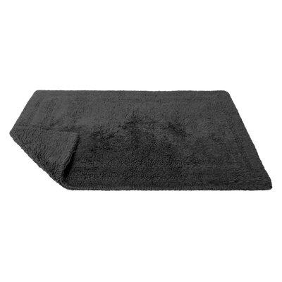 Micro Cotton Luxury Tub Mat Color: Black