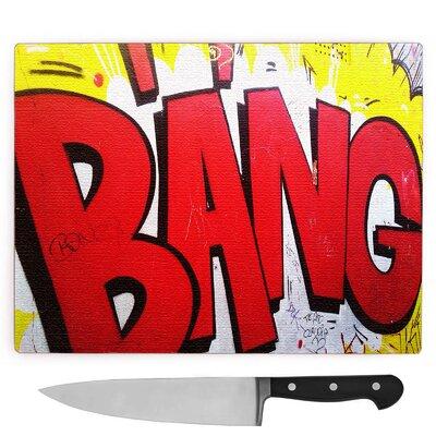 Graffiti Wall Art Large Chopping Board at Wayfair