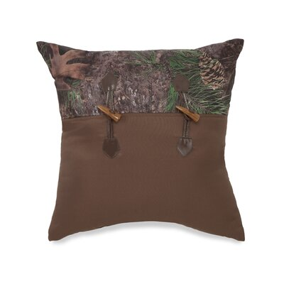 Armour Decorative Throw Pillow