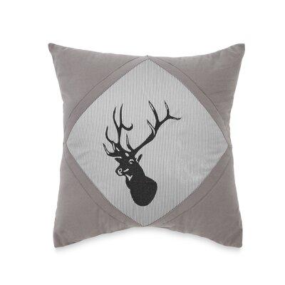Alesha Deer Decorative Throw Pillow
